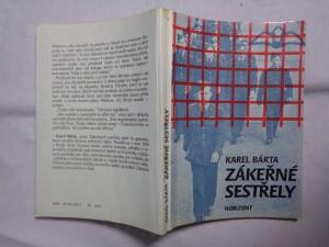 náhled knihy - Zákeřné sestřely