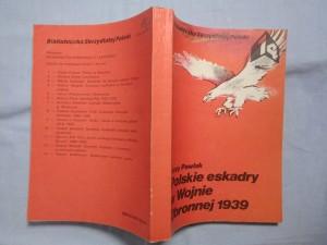 náhled knihy - Polskie eskadry w Wojnie Obronnej 1939