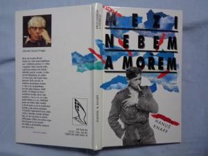 náhled knihy - Mezi nebem a mořem : zápisky radiotelegrafisty, který létal s 311. čs. bombardovací perutí RAF u velitelství pobřežního letectva
