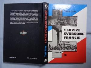 náhled knihy - 1. divize svobodné Francie
