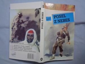 náhled knihy - Posel z nebes : příběhy statečných mužů