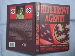 náhled knihy - Hitlerovi agenti: tajné teroristické spiknutí A. Hitlera proti USA