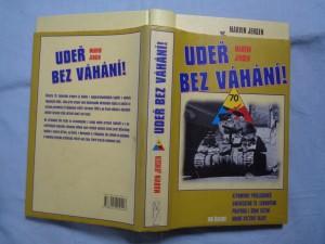 náhled knihy - Udeř bez váhání! : vzpomínky příslušníků amerického 70. tankového praporu z osmi tažení druhé světové války