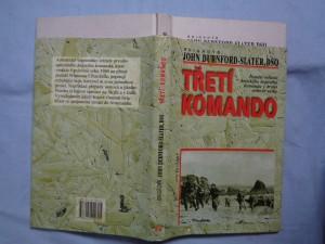 náhled knihy - Třetí komando: paměti velitele britského bojového komanda z druhé světové války