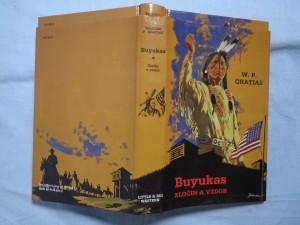 náhled knihy - Buyukas. Díl 1, Zločin a vzdor