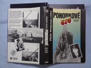 náhled knihy - Ponorkové eso : příběh Wolfganga Lütha