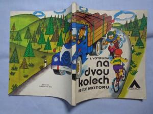 náhled knihy - Na dvou kolech bez motoru