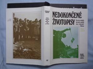 náhled knihy - Nedokončené životopisy: portréty mladých lidí, kteří položili život v boji proti fašismu
