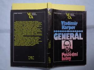 náhled knihy - Generál: poslední bitvy [generála I.J. Petrova]