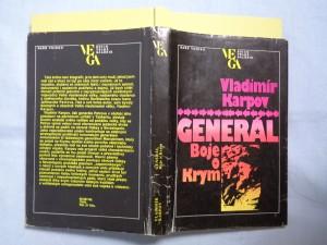 náhled knihy - Generál : boje o Krym : [román o generálu I.J. Petrovovi]