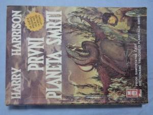 náhled knihy - První planeta smrti : 1. samostatná část světoznámé trilogie o planetách smrti