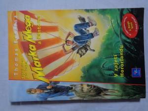 náhled knihy - Tajný úkol pro tebe, Marka Mega a Fantoma. V zajetí Hororlandu