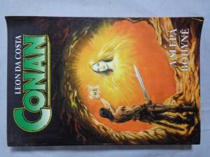 náhled knihy - Conan a slepá bohyně