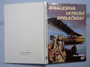 náhled knihy - Bigglesova letecká společnost