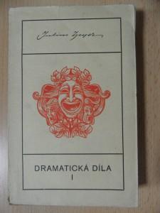 náhled knihy - Dramatická díla. I.