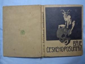 náhled knihy - Báje českého Pošumaví O MÚRÁCH, o ŠOTKOVI A ČERTU, O POKLADECH A MODRÉM PLAMÍNKU