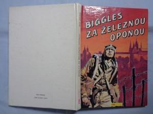 náhled knihy - Biggles za železnou oponou