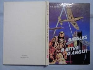 náhled knihy - Biggles a bitva o Anglii