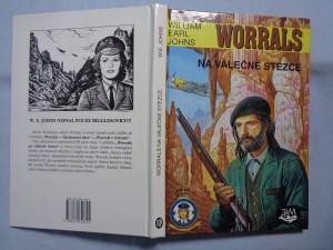 náhled knihy - Worrals na válečné stezce