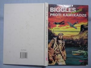 náhled knihy - Biggles proti kamikadze: Biggles v Orientě