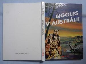 náhled knihy - Biggles v Austrálii
