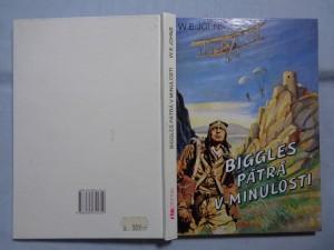 náhled knihy - Biggles pátrá v minulosti
