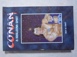 náhled knihy - Conan a královna Smrt