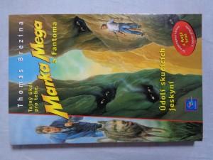 náhled knihy - Tajný úkol pro tebe, Marka Mega a Fantoma. Údolí skučících jeskyní