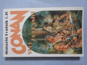 náhled knihy - Conan : vlci za hranicí
