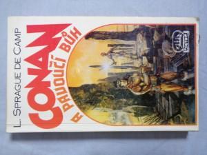 náhled knihy - Conan a Pavoučí bůh