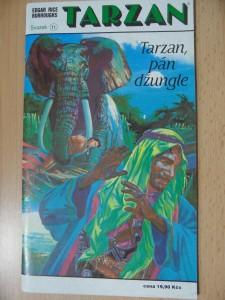 náhled knihy - Tarzan. Díl 11., Tarzan, pán džungle