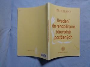 náhled knihy - Uvedení do rehabilitace zdravotně postižených
