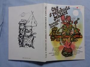 náhled knihy - Čaj s příchutí jehličí : trampský cancák