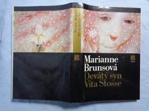 náhled knihy - Devátý syn Víta Stosse