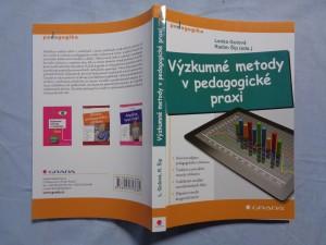 náhled knihy - Výzkumné metody v pedagogické praxi