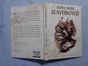 náhled knihy - Konec rodu Slavníkovců : napínavé příběhy z českých dějin