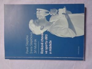 náhled knihy - Rizikové chování ve sportu dětí a mládeže