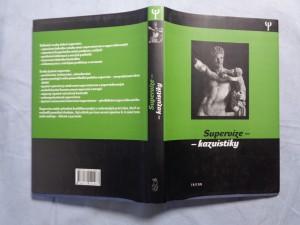 náhled knihy - Supervize - kazuistiky