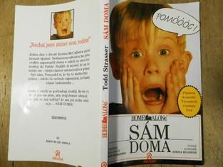 náhled knihy - Kevin sám doma : Rodinná komédia bez rodiny