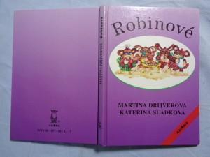 náhled knihy - Robinové