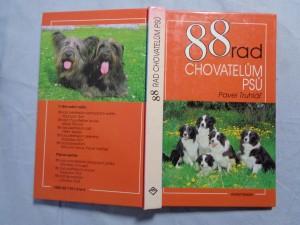 náhled knihy - 88 rad chovatelům psů