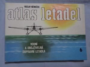 náhled knihy - Vodní a obojživelná dopravní letadla