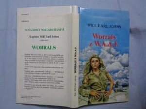 náhled knihy - Worrals z W.A.A.F.