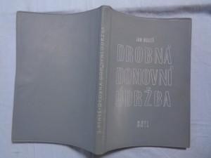 náhled knihy - Drobná domovní údržba