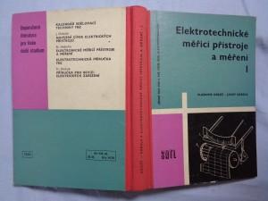 náhled knihy - Elektrotechnické měřicí přístroje a měření : Učebnice pro 3. roč. prům. škol elektrotechn. 1. díl