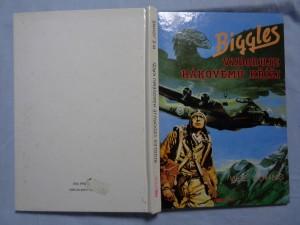 náhled knihy - Biggles vzdoruje hákovému kříži : Bigglesova dobrodružství v Norsku