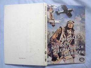 náhled knihy - Návrat velbloudích stíhaček