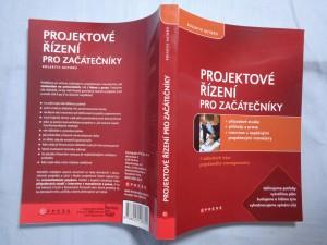 náhled knihy - Projektové řízení pro začátečníky