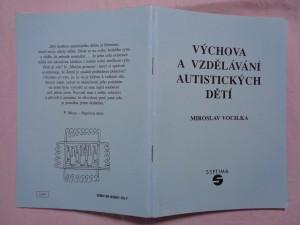 náhled knihy - Výchova a vzdělávání autistických dětí