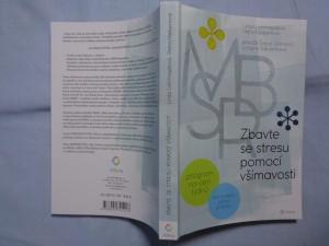 náhled knihy - Zbavte se stresu pomocí všímavosti: program na osm týdnů: pro zvýšení zdraví a vitality